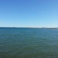 Foto tomada en Puerto deportivo Marina de las salinas por Pedro T. el 4/6/2014