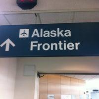Photo taken at TSA Checkpoint by Arnaud L. on 10/4/2012