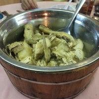 Photo taken at Restoran Hau Kee Seafood (口记海鲜楼) by Cass M. on 4/21/2014