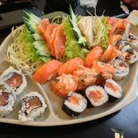 Photo taken at Oishii Sushi by Adilson I. on 2/20/2013