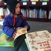Photo taken at Washburn Library by Melanie on 2/22/2014