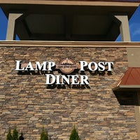 Perfect ... Photo Taken At Lamp Post Diner By Christopher G. On 11/14/2013 ...