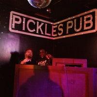 Photo taken at Pickles Pub by Allan C. on 5/1/2013