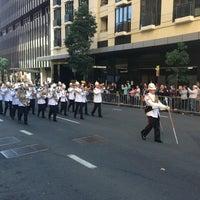 Photo taken at 56 Pitt Street Sydney by Valera M. on 4/25/2013