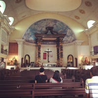Photo taken at St. Peter's Parish by Chantal-Denise O. on 7/4/2013