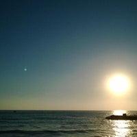 Photo taken at Utopia World Beach by Elen on 9/26/2013