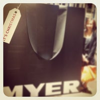 Photo taken at Myer by Suparat T. on 12/21/2012