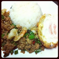 Photo taken at Typically Thai by Suparat T. on 12/23/2012