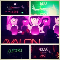 Photo taken at Avalon Hollywood by Ashley on 2/17/2013