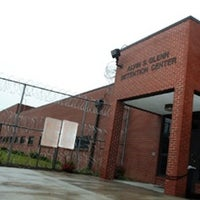 Photo taken at Alvin S Glenn Richland County Detention Center by Andy C. on 2/12/2013