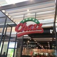 Photo taken at Chazz by Eduardo V. on 3/10/2013