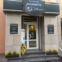 Photo taken at Paradis des Gourmets by Vitaly K. on 5/28/2014