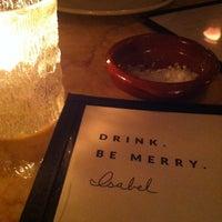 Photo prise au Bar Isabel par Devon B. le6/9/2013