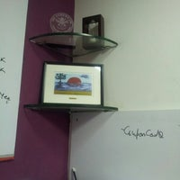 Photo taken at ZopNow Office by Birla on 10/20/2012