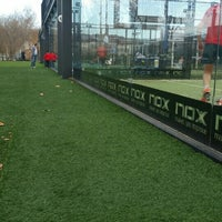 Photo taken at Fairplay Padel by Javier E. on 2/14/2016