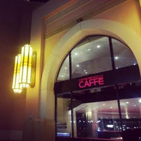 Photo taken at Emporio Armani Café- The Pearl Qatar by Amal H. on 12/19/2012