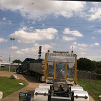 Photo taken at Blue Beacon Truck Wash by Susan J. on 5/29/2013