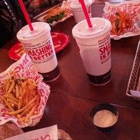 Photo taken at Smashburger by Paula M. on 5/27/2013