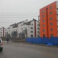 Photo taken at Olympic Village by Anatoliy M. on 3/28/2013