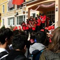 Photo prise au Ali Rıza Özderici Anadolu Lisesi par Tuğba K. le10/28/2015