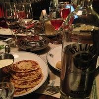 Снимок сделан в Stroganoff Steak House пользователем Костя ® Ц. 1/19/2013