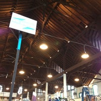 Photo taken at Central Market House by Brandon D. on 2/2/2013