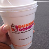 Photo taken at Dunkin Donuts by Tania D. on 4/19/2013