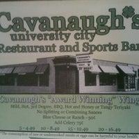 Photo taken at Cavanaugh's Restaurant & Sports Bar by Tyrik S. on 3/20/2013