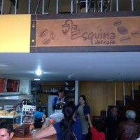 Photo taken at La Esquina del Café by Fabio M. on 3/27/2013