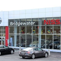 Photo taken at Bridgewater Nissan by Eric H. on 3/26/2013