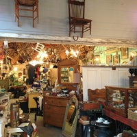 Photo taken at SuzAnna's Antiques by Hannah C. on 2/22/2013