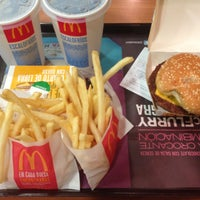 Photo taken at McDonald's by Eliza M. on 5/10/2013