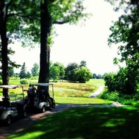 Photo taken at Mulberry Hills Golf Club by Logan T. on 7/15/2013