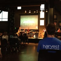 Photo taken at Harvest Christian Fellowship by Tanner C. on 4/11/2013