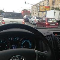 Photo taken at Ryazansky Avenue by Александр П. on 6/5/2013