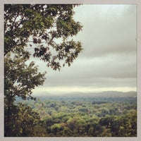 Photo taken at The Overlook At Iroquois Park by Matt S. on 10/7/2013