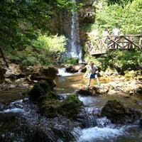 Photo taken at Veliki buk   Vodopad Lisine by Milena C. on 7/6/2014