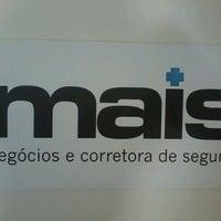 Photo taken at mais negocios e corretora de seguros by Lucas T. on 2/19/2013