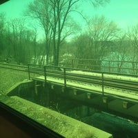 Photo taken at Metra - Blue Island Vermont Street by Nick P. on 3/17/2014