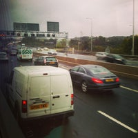 Photo taken at M25 by Mark D. on 10/11/2013