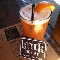 Photo taken at Brick House Tavern + Tap by Latisha L. on 5/4/2013