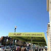 Photo taken at The Plant Cafe Organic by Sally R. on 2/23/2013