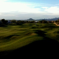 Photo taken at Red Mountain Ranch Country Club by Larry J. on 3/8/2013
