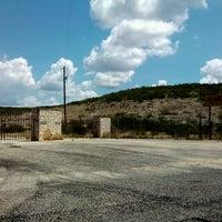 Photo taken at Alamo Village Movie Location by Larry J. on 9/7/2013