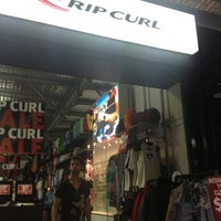 Photo taken at Ripcurl Outlet by Wen-Hao L. on 4/1/2013