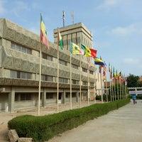 Photo taken at Université Gaston Berger by Stefano A. on 6/27/2013