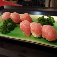 Photo taken at Restaurante Sushi Tori | 鳥 by Claudio K. on 11/5/2013
