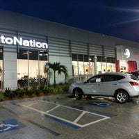 ... Photo Taken At AutoNation Nissan Brandon By Zaqueray B. On 5/1/2013 ...