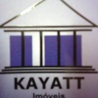 Photo taken at Kayatt Imóveis by Claudio K. on 4/16/2013