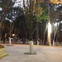Photo taken at Parque De Paseo De Los Pirules by Carlos C. on 2/17/2014